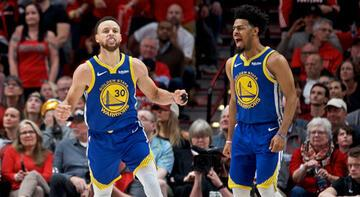 Warriors NBA finalinde