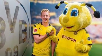 Borussia Dortmund, Brandt'ı da açıkladı