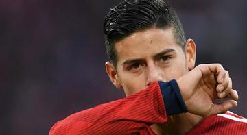 James Rodriguez, Bayern Münih'ten ayrılıyor