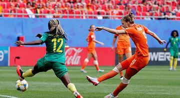 Hollanda-Kamerun: 3-1