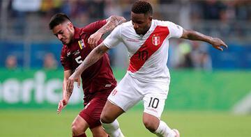 Venezuela-Peru: 0-0