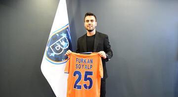 Başakşehir, Furkan Soyalp'i resmen açıkladı!
