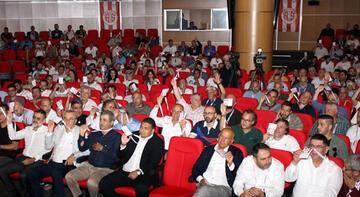Antalyaspor'da istifa