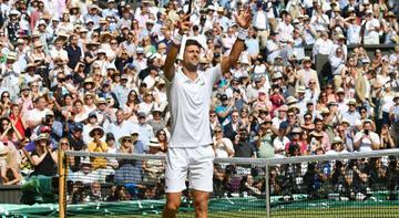 Wimbledon'da perde dev finalle kapanıyor
