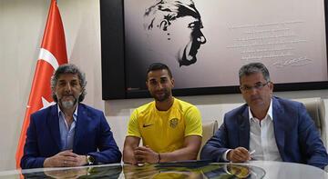 Ankaragücü, Alihan Kubalas'la imzaladı