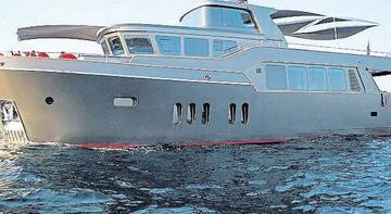 Arda Turan'ın teknesi beş yıldızlı otel gibi