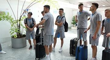 Trabzonspor kamp için Avusturya'da