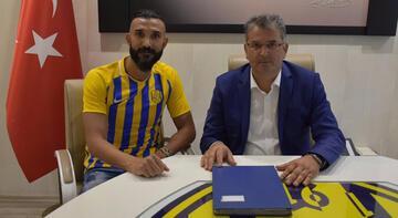 MKE Ankaragücü, Yalçın Ayhan ile 1 yıllık sözleşme imzaladı