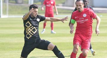 Antalyaspor-Osmanlıspor: 1-1