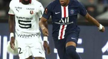 Mbappe'den Neymar'a şok hareket!