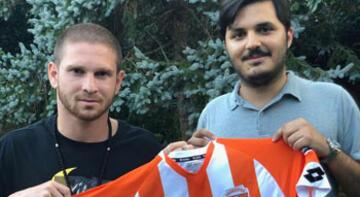 Adanaspor, Arabidze'yi transfer etti!