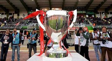 Türkiye Kupası'nda birincieleme turu eşleşmeleri belli oldu