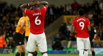 Manchester United'a ilk çelme: 1-1