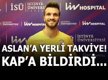 Galatasaray, Okan Kocuk'u duyurdu