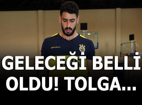 Fenerbahçe, Tolga Ciğerci'nin sözleşmesini uzattı