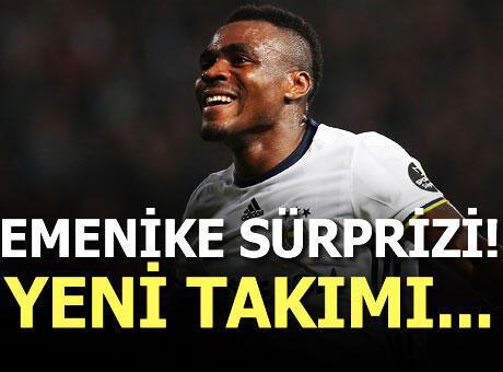 Emmanuel Emenike, Westerlo'da!