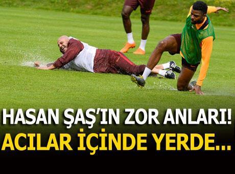 Ryan Donk'tan Hasan Şaş'a sert müdahale!