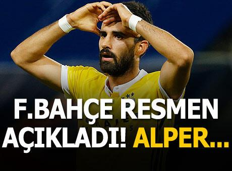 Alper Potuk'tan Fenerbahçe'ye sürpriz