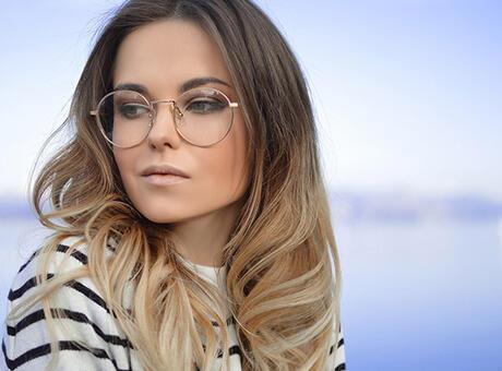 Yüz şekline göre optik gözlük nasıl seçilir?