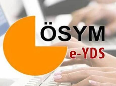 e-YDS 2019/11 İngilizce sınava giriş belgeleri açıklandı! ÖSYM giriş