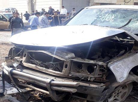 Son dakika | Azez'de bomba yüklü araç patladı