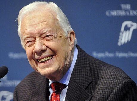 Son dakika... Eski ABD Başkanı Jimmy Carter hastaneye kaldırıldı!