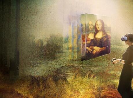 HTC VIVE ile Louvre Müzesi'ne gitmek çok kolay!