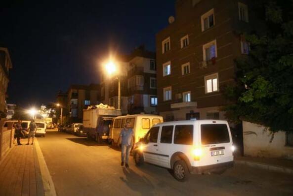Antalyada şüpheli ölüm Komşuları hemen polisi aradı...