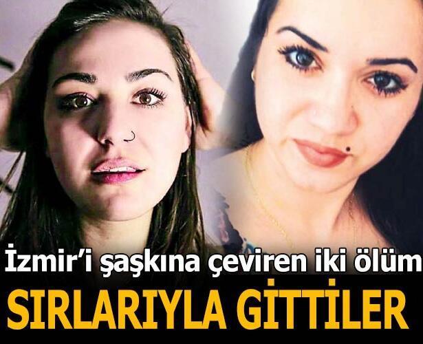 İzmir'de şaşkına çeviren iki ölüm! Sırlarıyla gittiler