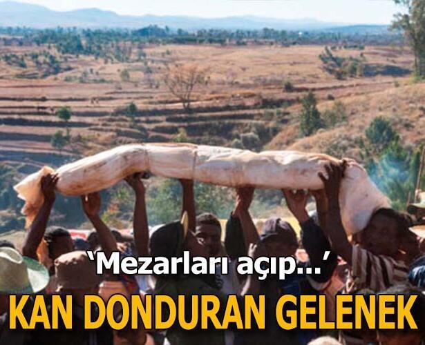 Kan donduran gelenek