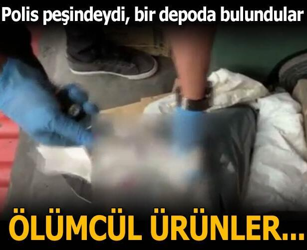 İstanbul'da dev operasyon! Ölümcül ürünler…