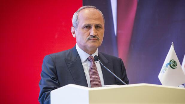 """Bakan Turhan'dan """"Doğu Akdeniz"""" açıklaması"""