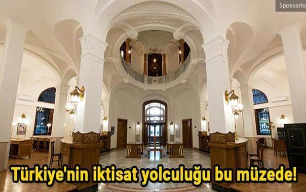 İş Bankası'nın Ulus'taki tarihi binası müze olarak hizmete açıldı!