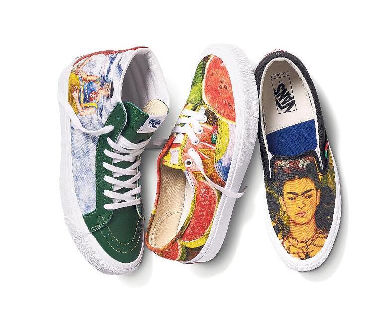 Frida'nın ayak izleri