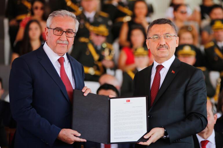 20 Temmuz 1974 Kıbrısa tarihi harekatın 45. yılı kutlanıyor