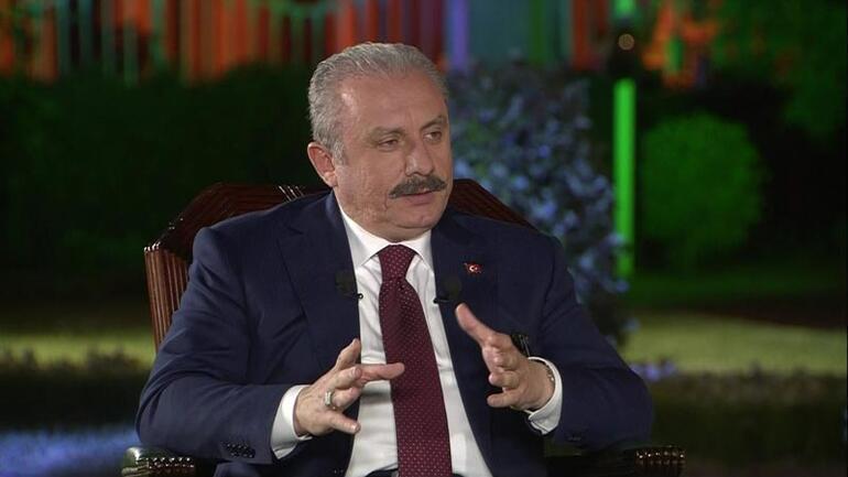 TBMM Başkanı Şentoptan CNN TÜRK ve Kanal D ortak yayınında önemli açıklamalar