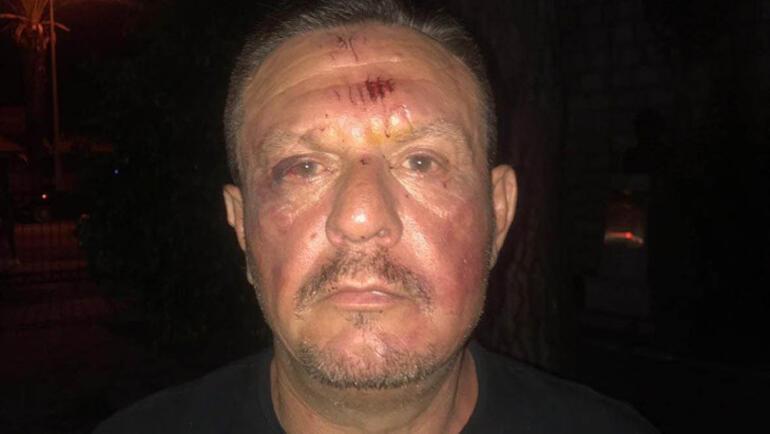 Kavgaya karışan Denizlispor Başkanı ve 2 oğluna gözaltı