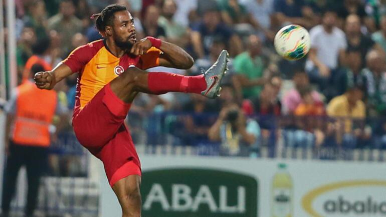 Galatasarayda Luyindama krizi Şampiyonlar Liginde...