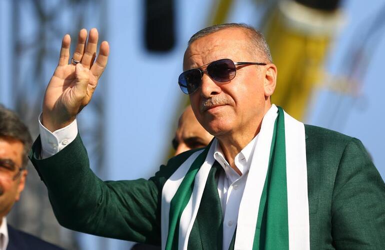 Cumhurbaşkanı Erdoğandan Konyada müjdeleri sıraladı: Yapımına başlıyoruz