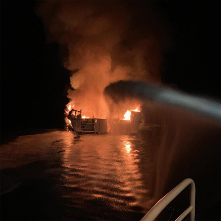 Son dakika... ABDde korkunç yangın 34 ölü...