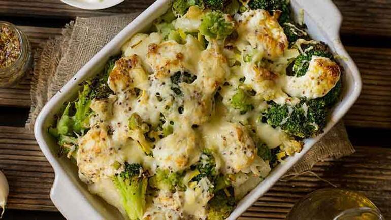 5ddb81945542831534c236c1 - Brokoliyle barışmanızı sağlayacak 6 brokoli tarifi
