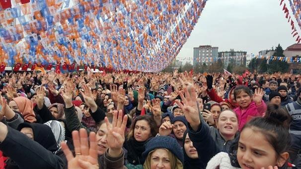 Cumhurbaşkanı Erdoğandan İdlib işareti: Yürüyeceğiz...