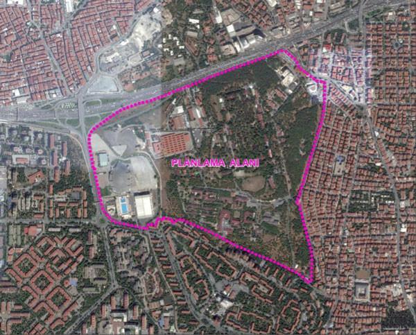 Bakırköy Ruh ve Sinir Hastalıkları Hastanesi için yeni plan