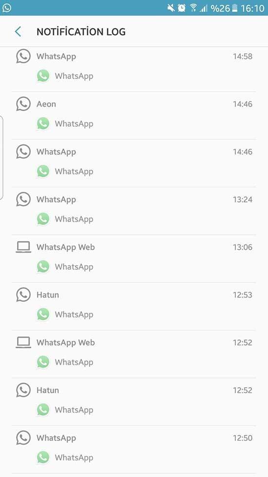 Silinen Whatsapp mesajlarını nasıl okursunuz?