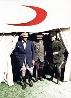 Atatürk'ün Kızılay'ı
