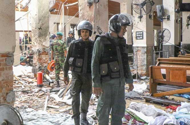 Dünyayı sarsan 8 patlamada flaş gelişme İkisi Türk 215 kişi hayatını kaybetti