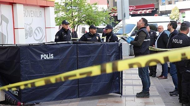 3üncü kat penceresinden atlayan kadın öldü