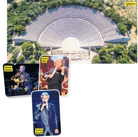 Yaza özel konser turları