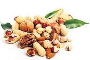 Gebelikte yağlı tohum tüketimi