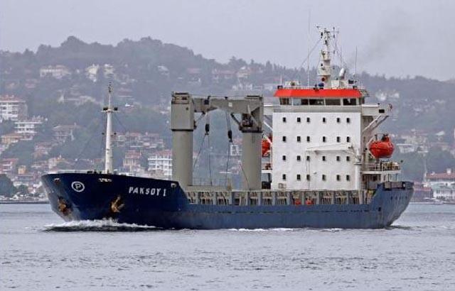 Son dakika Türk gemisine saldırı